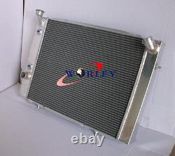 High-Per aluminum alloy radiator for Holden Commodore VB VC VH VK V8 Auto