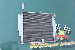 High-perf. 56mm Aluminum Alloy Radiator Mazda Rx7/rx-7 Fc3s S5 Mt 1989-1991 90