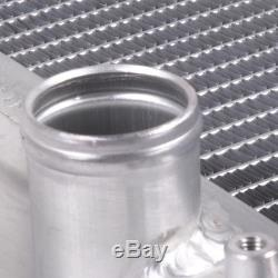 JAPSPEED 40mm ALLOY RADIATOR RAD FOR SUBARU IMPREZA NEWAGE GDA GDB WRX STI 03-06