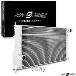 JAPSPEED 40mm ALUMINIUM ALLOY COOLING RADIATOR RAD FOR TOYOTA GT86 SUBARU BRZ