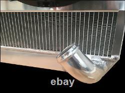 Jaguar S2 E-Type Aluminium Radiator