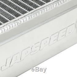 Japspeed 40mm Lightweight Aluminium Radiator For Nissan 180sx S13 Silvia Sr20det