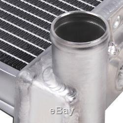 Japspeed Aluminium Alloy Race Radiator For Subaru Impreza Sharkeye Wrx Sti