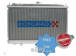 Koyorad Aluminum Radiator Mitsubishi Evo 4 5 6 CN9A CP9A KL030939R
