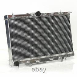 M2 Motorsport Impreza Wrx Gda Gdb Bug Eye Aluminium Alloy Radiator Rad Y3608