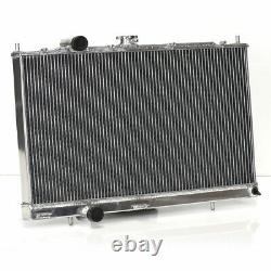 M2 Motorsport Mitsubishi Evo 4, 5 & 6 Racing Aluminium Alloy Radiator Rad Y3606