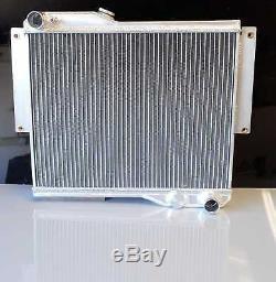 MGB GT V8 Radiator Aluminium