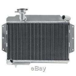 MGB Radiator Aluminium 1962 1967 High quality alloys Drain plug + Cap 456-881