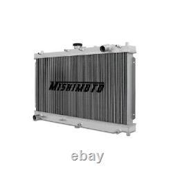 Mishimoto Aluminium Alloy Radiator for Mazda MX5 1.6 1.8 NB MK2 MK2.5 99-05