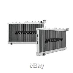 Mishimoto Aluminium Alloy Radiator for Nissan Pulsar GTiR 91-99 Manual SR20