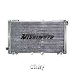 Mishimoto Aluminium Alloy Radiator for Subaru Impreza GC WRX STI 2.0 Turbo 92-00