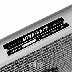 Mishimoto Performance Aluminium Radiator For Vauxhall Monaro 6.0 LS2 2005 2006