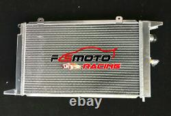 NEW Aluminium Radiator For FORD ESCORT RS 1.6 TURBO SERIES 2 1986-1990 87 88 90