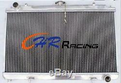 NEW Aluminum Alloy Radiator for Nissan Silvia S14 S15 SR20DET 1 YEAR WARRANTY