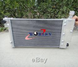 PEUGEOT 106 GTI RALLYE/CITROEN SAXO/VTR 1996-2001 Aluminum Radiator & Dual Fan