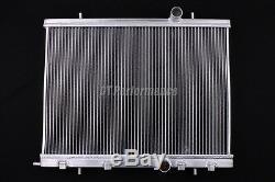 Peugeot 206 2.0L GTI RC S16 Alloy radiator aluminium swap Turbo
