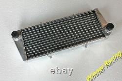 RADIATOR FIT ULTRALIGHT ROTAX 912i, 912, 914 UL 4 STROKE ENGINE ALUMINUM 32mm