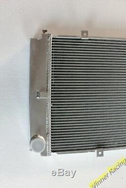 RADIATOR fits PORSCHE 928 V8 78-82 GT/S/S2/S4/CS/SE With1 OIL COOLER 1986-1989