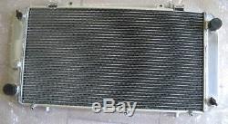 Racing alloy aluminum radiator TOYOTA MR2 AW11