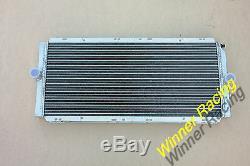 Renault Alpine GTA V6 turbo Europa Cup 84-91 aluminum alloy radiator radiateur