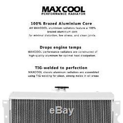 Subaru Impreza Classic Gc8 Wrx Sti Alloy Aluminium Radiator 92-00