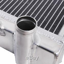 Super Cool Twin Core Aluminium Alloy Radiator For Nissan 200sx S14 S14a 95-02