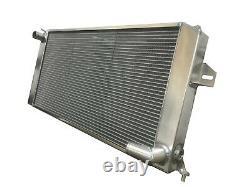 TVR 350i (Wedge) Aluminium Radiator