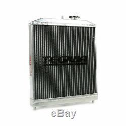 Tegiwa Aluminium Alloy Rad Radiator For Honda CIVIC Eg Ek 92-00 B16 B18 Vtec
