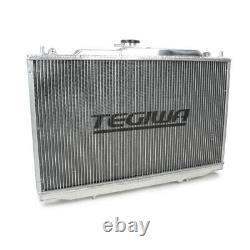 Tegiwa Aluminium Alloy Radiator For Honda Accord Cl7 03-08