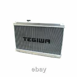 Tegiwa Aluminium Alloy Radiator For Honda CIVIC Integra Eg Ek Dc2 K-swap K20