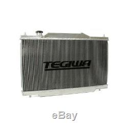 Tegiwa Aluminium Alloy Radiator For Honda CIVIC Type R Ep3 01-06