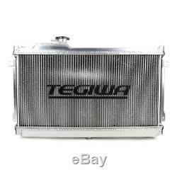 Tegiwa Aluminium Alloy Radiator For Mazda Mx5 Na 1.6 1.8 89-98