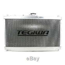 Tegiwa Aluminium Alloy Radiator For Mazda Mx5 Nb 1.6 1.8 98-05