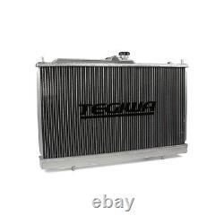 Tegiwa Aluminium Alloy Radiator For Mitsubishi Evo 7 8 9 VII VIII IX