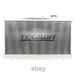 Tegiwa Aluminium Alloy Radiator For Subaru Impreza Gdb 00-07