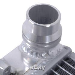 Twin Core Aluminium Alloy Race Radiator Rad For Bmw 3 Series E46 318 320 325 328