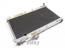 Universal Alloy Radiator Rad 640x345x52mm Ideal For Track Race Kit Car