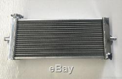 Universal Aluminum Radiator Air to Water Intercooler 7.7 × 17 × 2.2