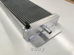 Universal Aluminum heat exchange Charge Cooler Radiator 625mm x 200mm x 60mm