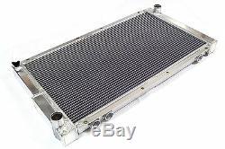 Universal Kit Track Race V6 V8 4x4 Car Alloy Radiator Rad Core Size 672x388x42mm