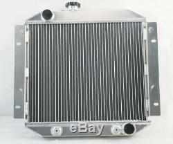 2 En Alliage D'aluminium Row Racing Radiateur Pour Ford Escort 1971-1980 At / Mt 1972 1973