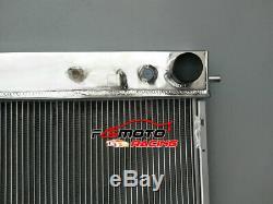 2 Row Alliage Radiateur Pour Chevy Silverado Suburban Tahoe Escalade 4.8 5.3 6.0 6.0 V8