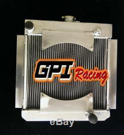 2 Row Aluminium / Alliage Radiateur Ford Escort Mk1 / Mk2 Pinto / Mexico Rs2000 Mt