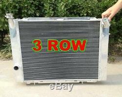 3 Core Radiateur En Alliage D'aluminium De Haute Par Holden Commodore Vb VC Vh Vk Manuel V8