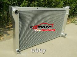 3 Radiateur D'alumine Relative À 67-72 Truck Chevy C10/c20/c30/k10/k20 Ck-séries
