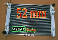 3 Radiateur D'aluminum D'allocution Pour Le Commodore D'allocution Vn Vg Vp Vr Vs V6 3.8l