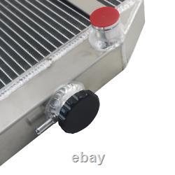 3 Rangée Aluminium Racing Alloy Radiator Pour Ford Escort 1971-1980 Mt 1980 1978