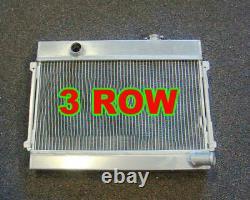 3 Royaume De Datsun 1600 Radiateur D'aluminum D'allumage Manuel
