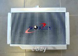 3 Royaume Pour Holden Ej/eh 179 2,9l L6 Manuel 1962-1965 Radiateur En Alliage D'aluminium