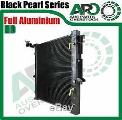3row Pleine Alloy Radiateur Mitsubishi Triton Ml-mn 2.4l 3.5l Essence Diesel 2006-on